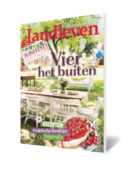 Landleven special Tuinfeest